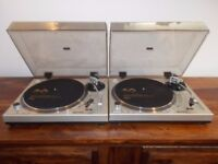 Gemini xl500 Direct Drive Turntables/ Technics 1210/1200 alterntaives/ul delivery available