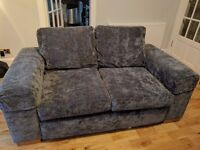 Gorgeous grey sofas - selling separately