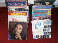 single vinyl albums