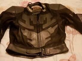 Ladies PROTO motorbike jacket