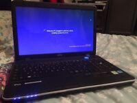 Fujitsu laptop (used occasionally)