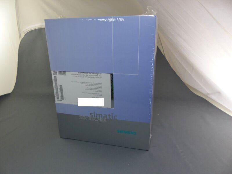 SIEMENS SIMATIC STEP 7 Prof. V15, Trainingssoftware 6ES7822-1AA05-4YA5 (5464Z)