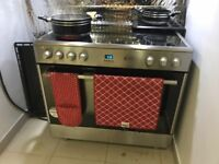 Flavel electric 5 hob cooker excellent condition