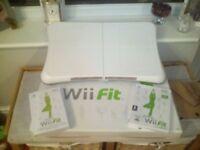 Nintendo Wiifit Board