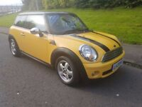 2007 Mini Cooper 70k Full Years MOT, 3 Month Scotsure Warranty, Service History