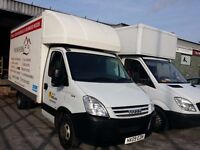Man with a Van In Derby, House removals in Derby, Fully Insured , Trained and uniformed Staff
