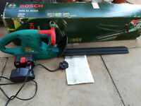 Bosch Cordless Hedge Trimmer AHS 41 ACCU 14.4v 410mm Blade Length With 1 NiCd Battery