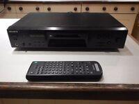 Sony mini disk recorder / player MDS-JE770