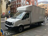 LONDON MAN & VAN REMOVALS UK House Move / Office Clearance / Delivery Service / Student Tenancys-E