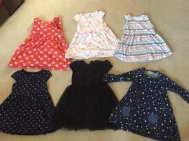 Girls bundle aged 3-4