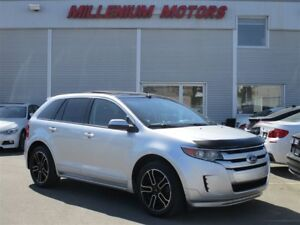 2013 Ford Edge SEL / LEATHER / PANO SUNROOF / BACK-UP CAM