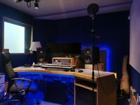 Music production studio timeshare