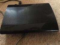 PS3 PlayStation 3 slimline