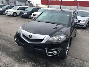 2011 Acura RDX Tech Package * NAV * LEATHER *ROOF *CAM HTD PWR S London Ontario image 4