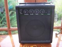 FX-15 Guitar amplifier.