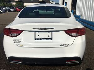 2015 Chrysler 200 S *SUNROOF-NAVIGATION* Kitchener / Waterloo Kitchener Area image 4