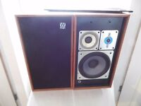 Wharfedale Linton XP 2 Great British Speakers-Superb Sound CAN DELIVER