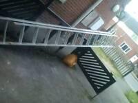 2 tear alloy ladders
