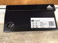 BRAND NEW ADIDAS, MENS TURF FOOTBALL BOOTS, SIZE 11