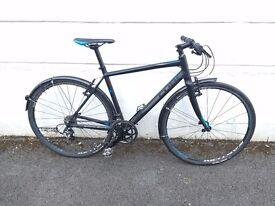 Perfect commuting bicycle - Cube SL Cross Race Hybrid Bike - size M - £400