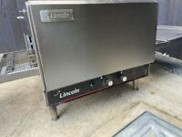 "pizza oven Lincoln 16"" belt"
