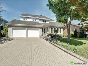 689 000$ - Maison 2 étages à vendre à Boucherville