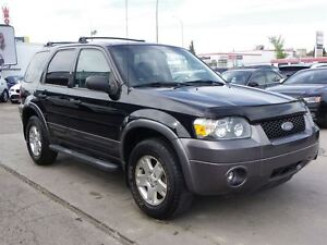 2006 Ford Escape XLT 4WD|3.0L V6|LEATHER|ONLY 101,000KMS!