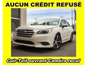 2015 Subaru Legacy LIMITED AWD TOIT OUVRANT CAMÉRA RECUL *CUIR*