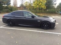 BMW5 serious 2 L diesel MOT 12 months to owner full service history two keys