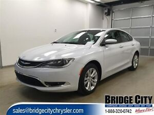 2015 Chrysler 200 Limited - Accident free w/ lifetime warranty!