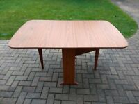 DINING ROOM TABLE - For use in shed / garage