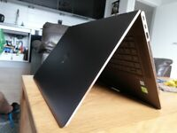 2 in 1 Laptop - HP Spectre x360 Convertible 15-bl0xx - 512GB SSD for sale  Gosport, Hampshire