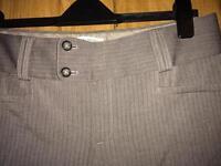 Unworn (original Banana Republic labels) trousers.