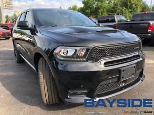 2018 Dodge Durango R/T   HEMI   NAV   BLUETOOTH