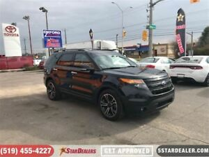 2014 Ford Explorer Sport | LEATHER | NAV | AWD | ROOF | CAM
