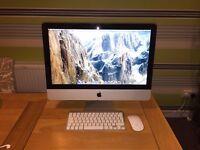 Apple iMac 21.5inch - Core i3 - 3.06GHz - 4GB RAM - 500GB HDD - MC508BA A1311