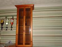 Pine Kitchen Dresser unit and 9 Doors