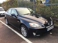 lexus is 220d se l multimedia leather seats is220d