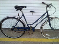 VINTAGE PUCH TOWN BIKE (1993)