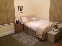 Single Room £300pcm all bills included newly refurbished house with parking .shared with students