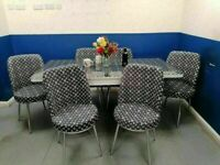 🌈END OF SEASON SALE 😍💕ON ENTENDABLE DINING TABLE AND 6 CHAIRS WITH DELIVERY OPTIONS