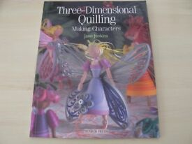 Craft Book. Three-Dimensional Quilling