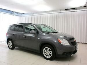 2012 Chevrolet Orlando LT 5DR HATCH 7PASS