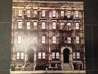Led Zeppelin's Physical Graffiti Original Album