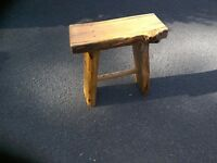 stool or side coffee table