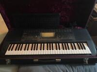 Yamaha PSR-620 and Carlsbro amp