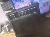 Speaker guitar plug in, etc