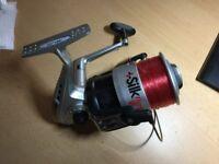 Silkline 70FD reel