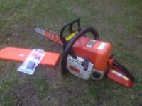 Stihl chainsaw