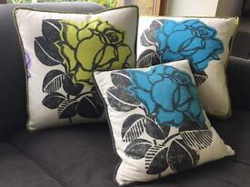 Designers Guild fabric cushions
